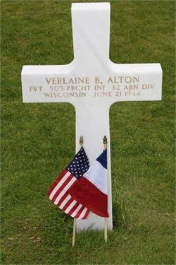 Pvt Verlaine B Alton