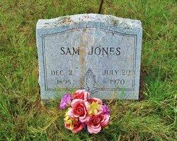 Samuel Sam Jones