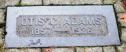 Otis C Adams