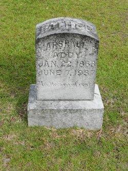 Marshall P. Addy