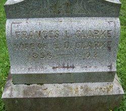 Frances <i>Langworthy</i> Clarke