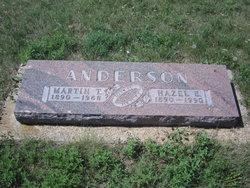Hazel Elvera <i>Olson</i> Anderson