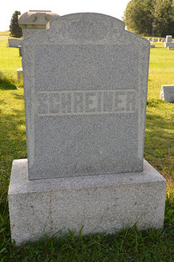 Edith Mae <i>Updegrave</i> Schreiner