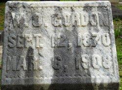 W O. Gordon