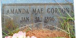 Amanda Mae Gordon