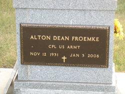 Alton Dean Froemke