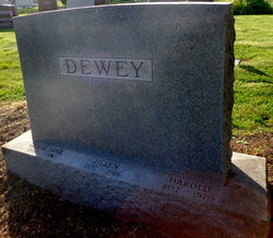 Harold Chester Dewey