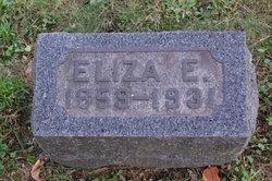 Eliza E <i>Cole</i> Bancroft