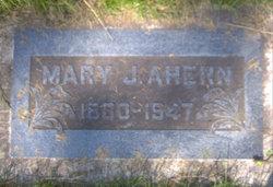 Mary Jane <i>Griffith</i> Ahern