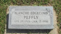 Blanche <i>Edgecomb</i> Peffly