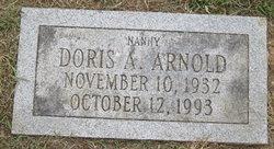 Doris A. Nanny Arnold