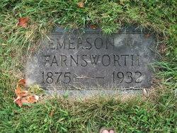 Emerson Wirt Farnsworth