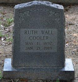 Ruth <i>Wall</i> Cooler