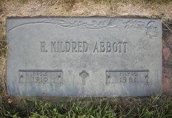 H. Mildred <i>Hill</i> Abbott