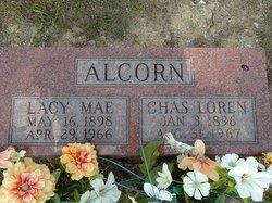 Lacy Mae <i>Houston</i> Alcorn
