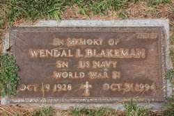 Wendal L Blakeman