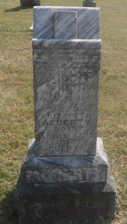 Elizabeth Alberty
