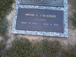 Michael James Mike McKinzie