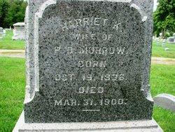 Harriet K Morrow