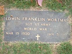 Edwin Franklin Wortman