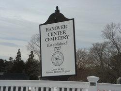 Hanover Center Cemetery