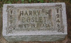 Harry H Coslet