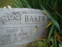 Mary Ellen <i>Kathcart</i> Baker