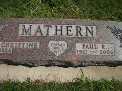 Paul Richard Mathern