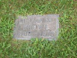 Lillian <i>Gantt</i> Brown