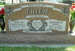 Gerald M. Thiem
