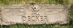 Alfred William Decker