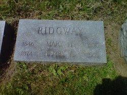 Mary J Ridgway