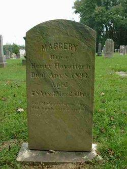 Margery <i>Jenkins</i> Hovatter
