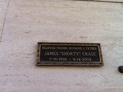 James Albert Shorty Crase