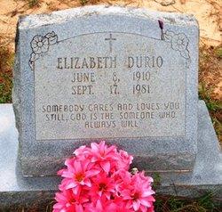 Elizabeth Durio