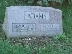 Marjorie Sopohia <i>Benson</i> Adams