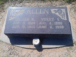 Violet V Allen