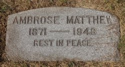 Ambrose Matthew Brennan