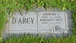 Margaret <i>Merrill</i> D'Arcy