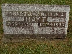 Nellie A <i>Clark</i> Hayt
