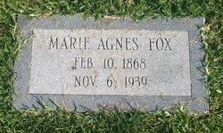 Marie Agnes <i>McKennan</i> Fox