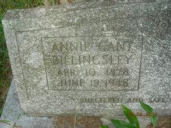Annie <i>Gant</i> Billingsley