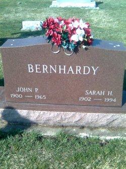 John P. Bernhardy