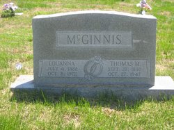 Louanna McGinnis
