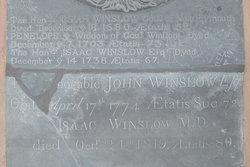 Dr Isaac Winslow