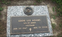 Eddie Lee Adams
