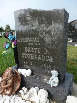 Brett Douglas Stombaugh