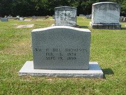 William Henry <i>Bill</i> Thompson