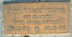 John E. Bolling