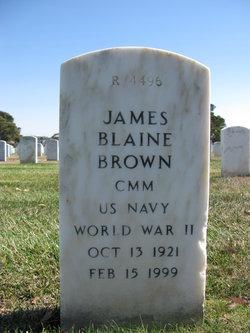 James Blaine Brown, Jr